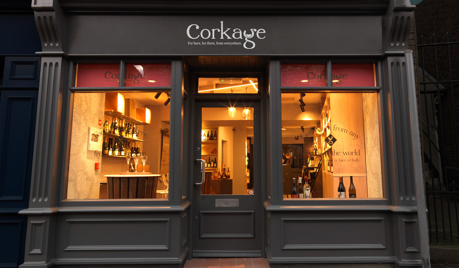 Corkage Wine Shop Guildford