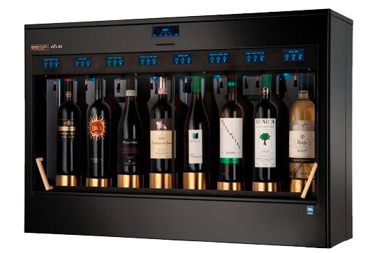Corkage Enomatic Wine Dispenser