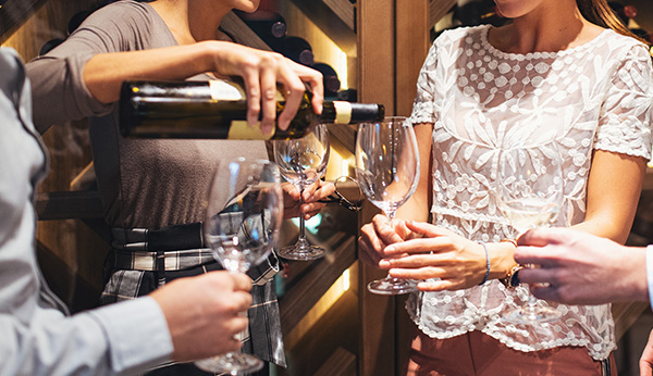 Wine tasting Guildford